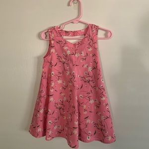 ON Toddler dress